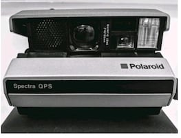 Polaroid Spectra QPS  with hard case