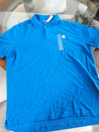 Brand new Mens large Express polo Riverside, 92505