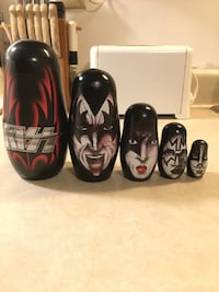 Kiss Collectable Stuff