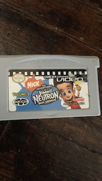 jimmy nuetron nintendo game Bellwood, 60104