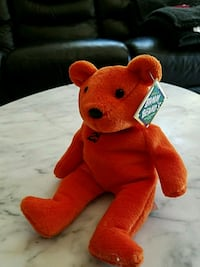 red and yellow bear plush toy Oakland, 94601