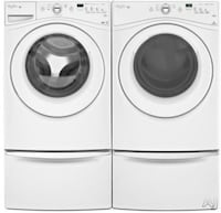 Whirlpool Duet Washer and Drier 46 km