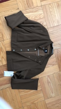 W by worth jacket size 8