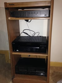For set of stereo components including cd player cassette player amps speakers Woodbridge, 22193