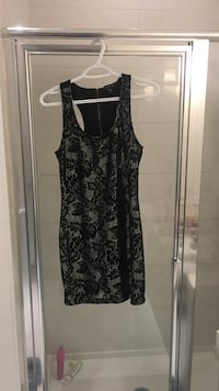 Fitted dress for club size 8