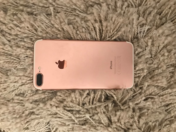 Oro rosa iphone 7 plus