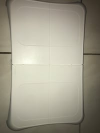 Wii fit board with cover Miami, 33167