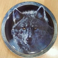 Wolf plate New Oxford, 17350