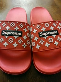 Supreme slippers Calgary, T2A