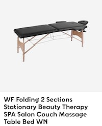 Massage table Trelleborg