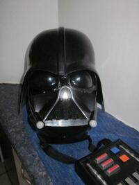 Hasbro Star Wars 2004 Talking Darth Vader Full Helmet with Voice Changer Winnipeg