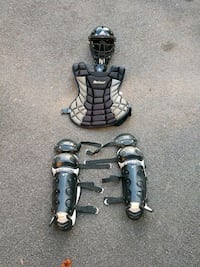 Baseball catchers gear