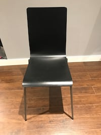 "IKEA ""Martin"" Black Wooden Chair - Set of 2!! Calgary, T3M 0Y3"