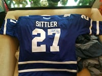 blue and white NFL jersey shirt Brampton, L6T 4Y8