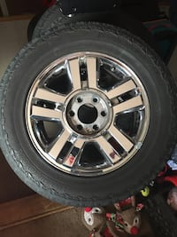 4 tires 265/60R18  Sierra Vista, 85635