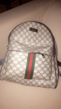 gray and black Gucci backpack Fairfax, 22030