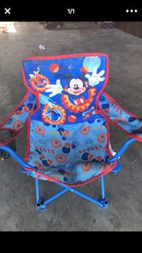 Micky mouse chair