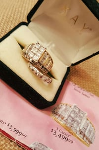 Beautiful wedding set for HER!