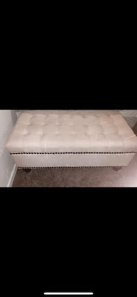 Tufted Chest