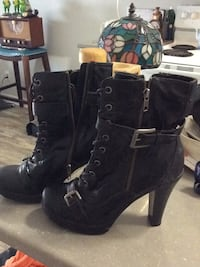 Size 8.5 boots from Spring, great condition St Thomas, N5P 1C2