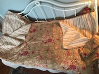 Quilt and Shams - Pottery Barn