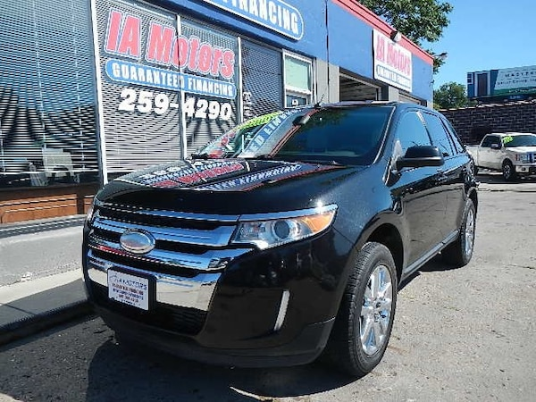 2012 Ford Edge 4dr SEL AWD 0