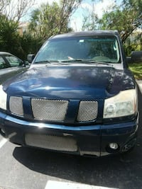 Nissan titan v8 2007 Lake Worth, 33463