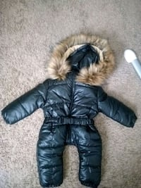 SnowSuit 0-6mnths Omaha