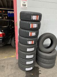 205/65R15 SET OF 4 TIRES ON SALE WE FINANCE NO CREDIT NEEDED NO DOWN PAYMENT  Danville, 94526