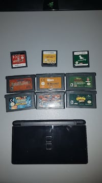 Nitendo DS Lite with 9 games London, NW4 2BD