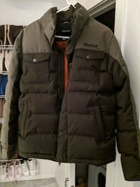 Marmot Winter coat. Very warm. Paid $450 a couple yrs ago Vancouver, V6B 3L5
