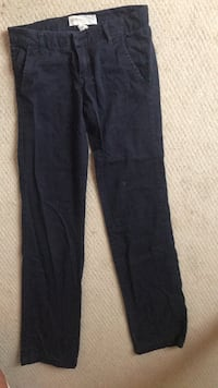 Navy blue Aeropostale stretch jeans. Boot cut bottom size 1/2 long  Cape Coral, 33909