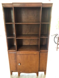 Antique Bookcase Burke, 22015
