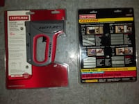 Easyfire electric stapler and nail gun plus project pack  Pittsburgh