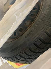 205/60/16 winter tires Brampton