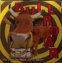Bull roar board game Toronto, M5J 2T6