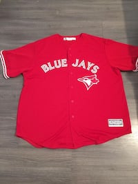 Toronto blue jays Canada Day edition baseball jersey maple leafs raptors Toronto, M6B 3H9