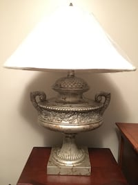 New table lamp.