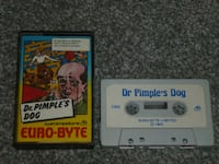 Dr. Pimple's Dog (Euro-Byte) - Commodore 64/c64 Rygge