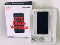 ZTE Blade Vantage Prepaid Cell Phone Youngstown, 44505