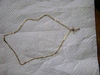 gold-colored chain necklace Gaithersburg, 20877