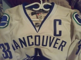 Vancouver Canucks Game Jersey