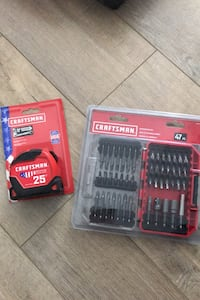 NEW Craftsman Measuring Taoe and Screwdriver Set Calgary, T3M 2V6