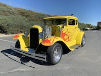 1930 Ford Model A No trim field Benicia