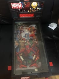 Marvel pinball machine  Jersey City, 07307