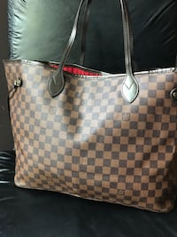 Louis Vuitton Neverfull damier large  Reston, 20190