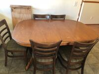 6 chair dinning table San Diego, 92120