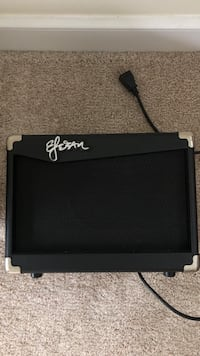 black and gray Marshall guitar amplifier Hagerstown, 21742