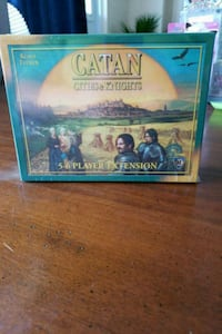 Catan cities and knights extension Burlington, L7T 3Z4