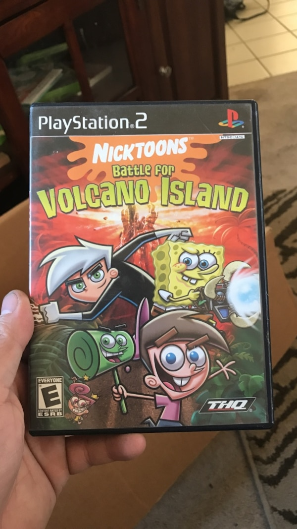 Nick toons game